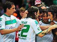 Werder Bremen 2 Bayer Leverkusen 2 Fussball Spielberichte Februar 2011